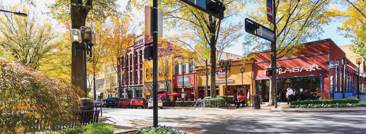 How Greenville SC Brought Downtown Back